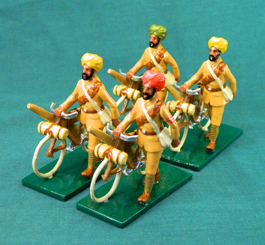 339 - Indian Cyclist Corps, British Army, WWI