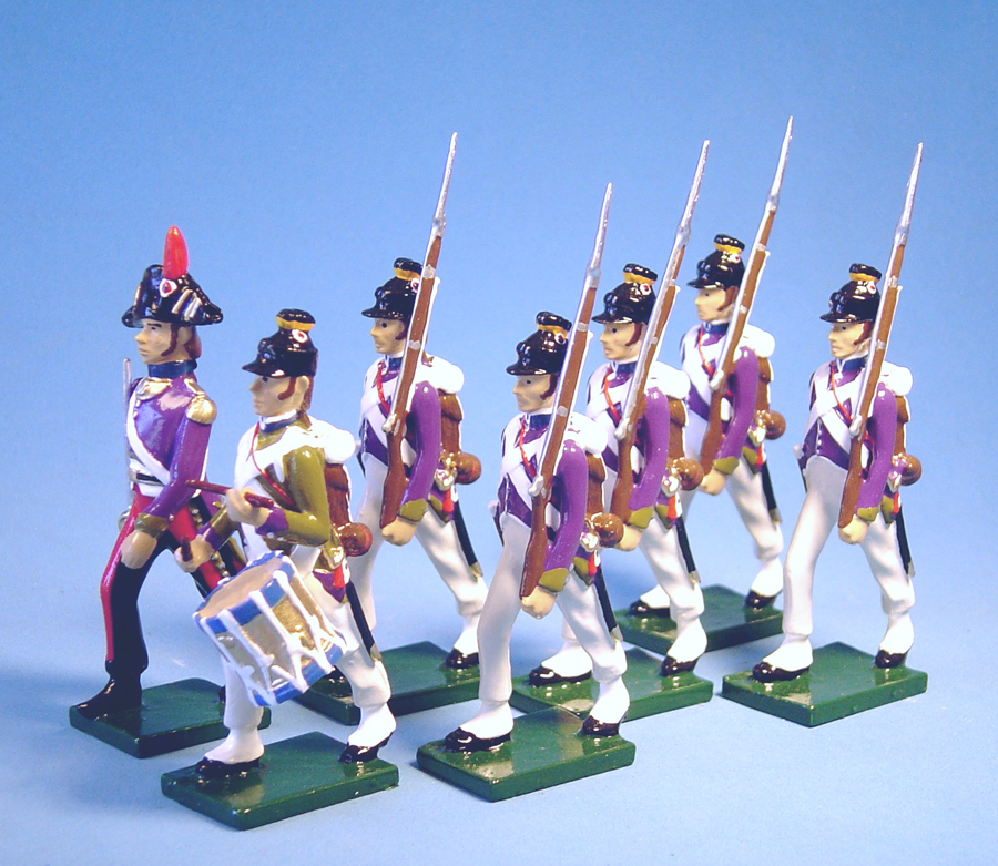 139 - French Light Infantry, 88th brigade, Egypt, 1799