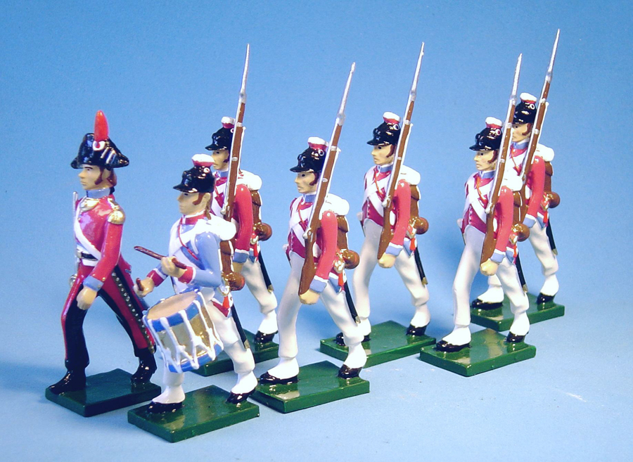 140 - French Light Infantry, 25th brigade, Egypt, 1799